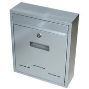 G21 Schránka poštovní RADIM malá 310x260x90mm šedá