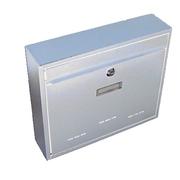 G21 Schránka poštovní RADIM velká 310x360x90mm bílá