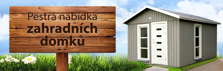 Eshop-bydleni.cz - Zahr domek - kategorie