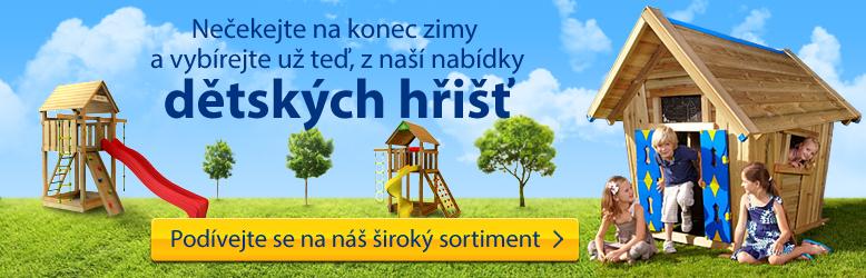 Eshop-bydleni.cz - Dětské hřiště - kategorie