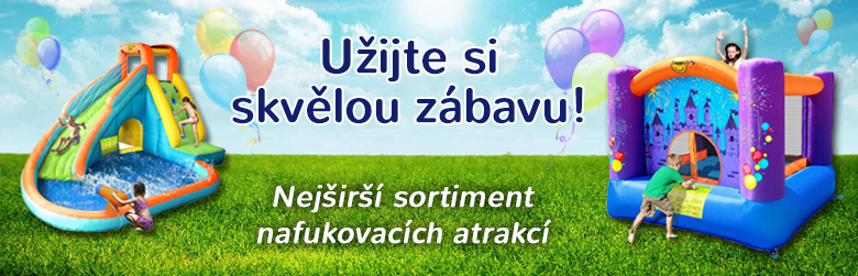 Eshop-bydleni.cz - Skákací atrakce