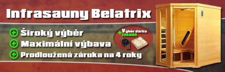 Eshop-bydleni.cz - Infrasauny Belatrix