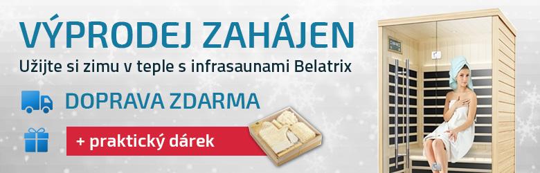 Eshop-bydleni.cz - Výprodej infrasauny