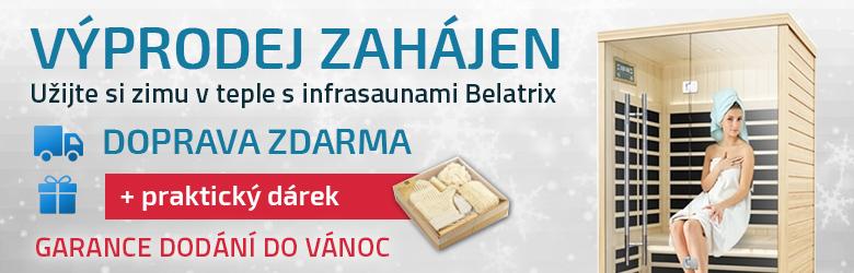 Eshop-bydleni.cz - Výprodej saun - garance
