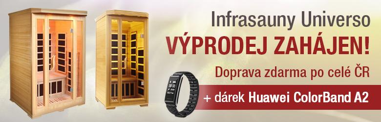 Eshop-bydleni.cz - Infrasauna - Universo, kategorie